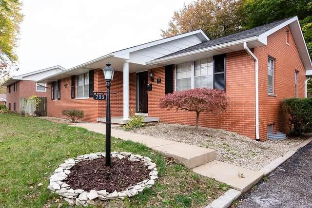 703 E Third, O'Fallon, IL 62269 (#20080091) :: PalmerHouse Properties LLC
