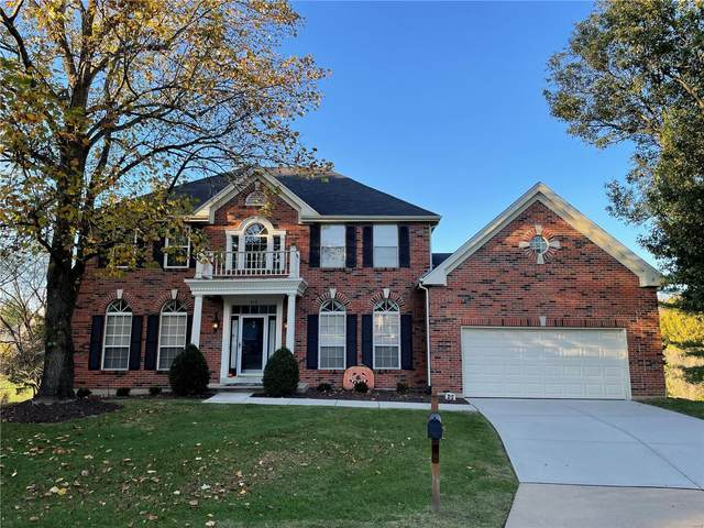 402 Winding Oaks Court, Ballwin, MO 63021 (#20080112) :: St. Louis Finest Homes Realty Group