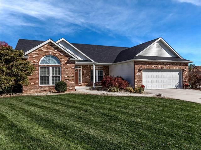 6 Ashworth Court, Maryville, IL 62062 (#20080167) :: Hartmann Realtors Inc.