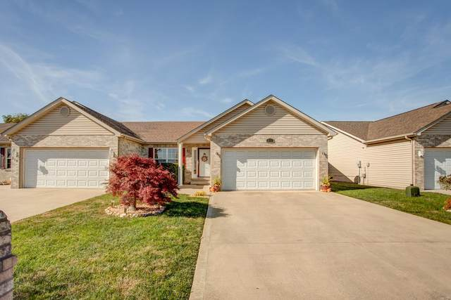215 Alamosa Drive, Freeburg, IL 62243 (#20080235) :: The Becky O'Neill Power Home Selling Team