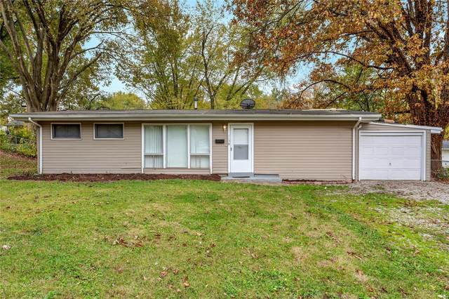 1138 Lakeview Avenue, St Louis, MO 63138 (#20080271) :: Clarity Street Realty