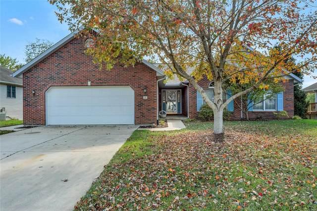 14 Oak Ridge Drive, Columbia, IL 62236 (#20080298) :: Parson Realty Group