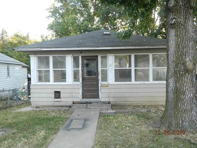 617 Marsh Avenue, Alton, IL 62002 (#20080325) :: Clarity Street Realty