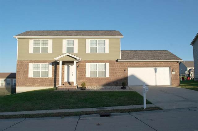 1234 Castle Green Drive, Waterloo, IL 62298 (#20080354) :: Parson Realty Group