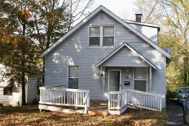 2809 Glendale Avenue, St Louis, MO 63136 (#20080474) :: Parson Realty Group