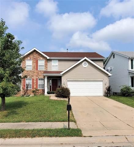 2738 Brookrun Drive, Belleville, IL 62221 (#20080476) :: Tarrant & Harman Real Estate and Auction Co.