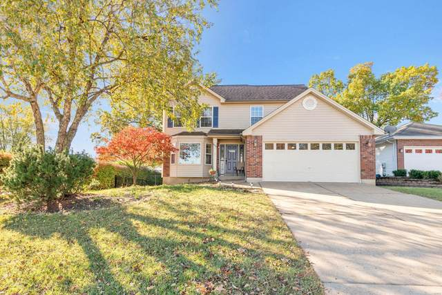 6902 Courtney Lee Ct, St Louis, MO 63123 (#20080482) :: Parson Realty Group
