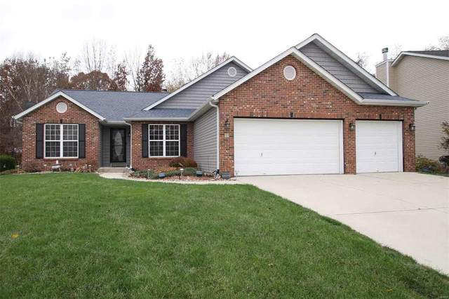30 Sunset Chase, Troy, IL 62294 (#20080496) :: Parson Realty Group