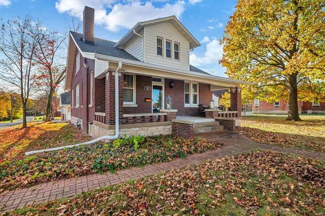903 N Main, Columbia, IL 62236 (#20080505) :: Parson Realty Group