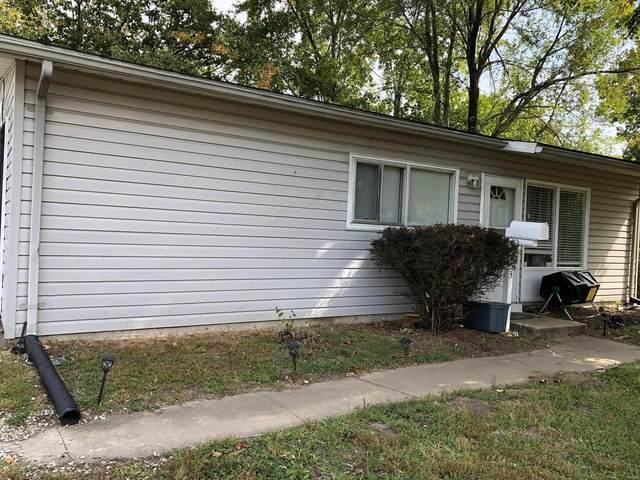 603 Saint Thomas Lane, Cahokia, IL 62206 (#20080559) :: Clarity Street Realty