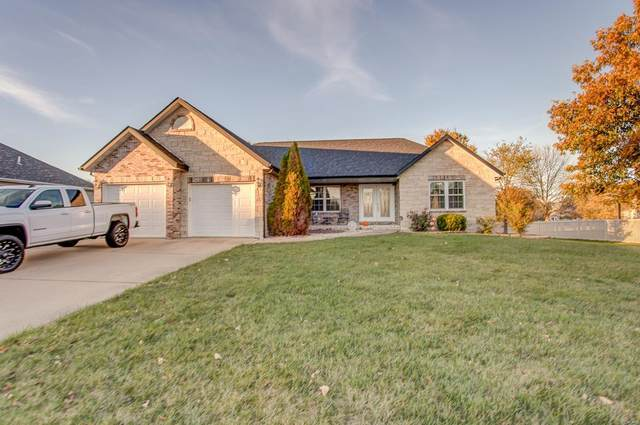 7808 Ambrose Crossing, Maryville, IL 62062 (#20080565) :: Parson Realty Group