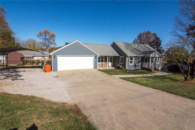 1419 W Jefferson Street, Vandalia, IL 62471 (#20080577) :: The Becky O'Neill Power Home Selling Team