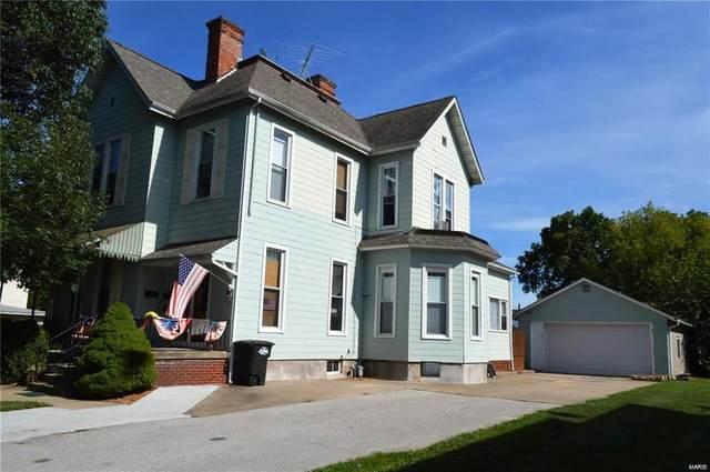 208 E Pearl Street, Jerseyville, IL 62052 (MLS #20080598) :: Century 21 Prestige