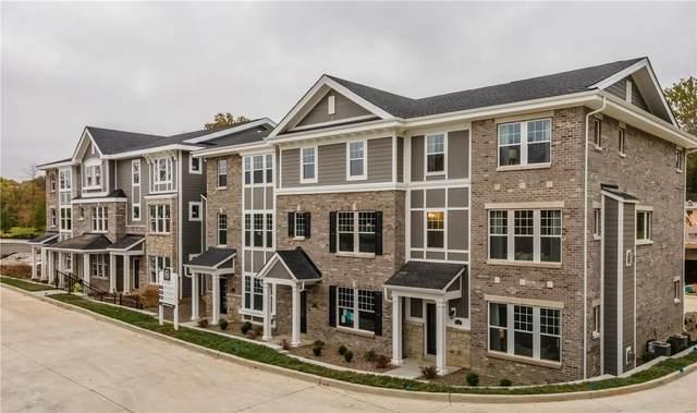 11213 Talamore Circle #4, Frontenac, MO 63131 (#20080695) :: Matt Smith Real Estate Group
