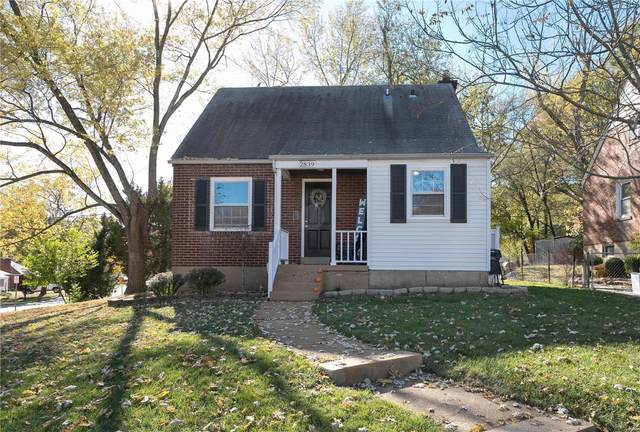 2839 Dunkirk Drive, Rock Hill, MO 63119 (#20080701) :: Parson Realty Group