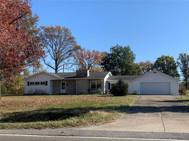 10612 State Route 148, BENTON, IL 62812 (#20080750) :: Parson Realty Group