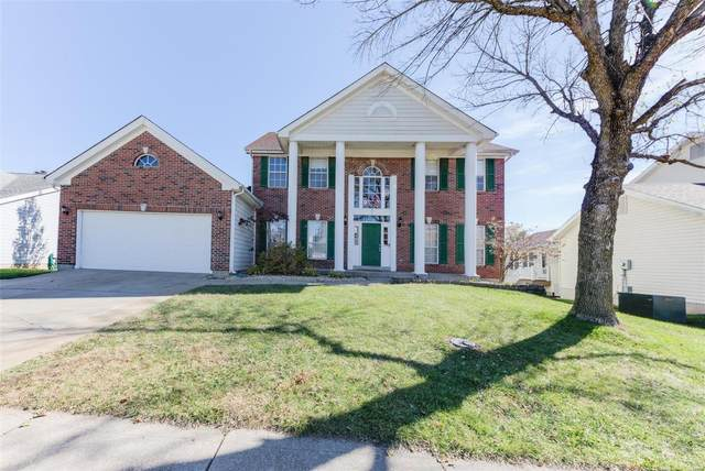 16332 Cherry Orchard, Grover, MO 63040 (#20080909) :: The Becky O'Neill Power Home Selling Team