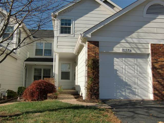 3102 Autumn Trace, Maryland Heights, MO 63043 (#20080913) :: Parson Realty Group