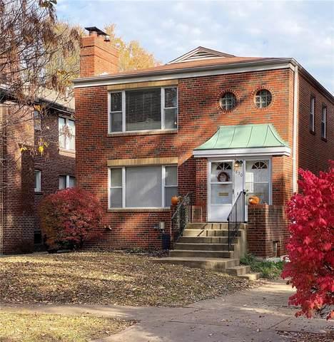 850 Pennsylvania Avenue, St Louis, MO 63130 (#20080925) :: RE/MAX Professional Realty