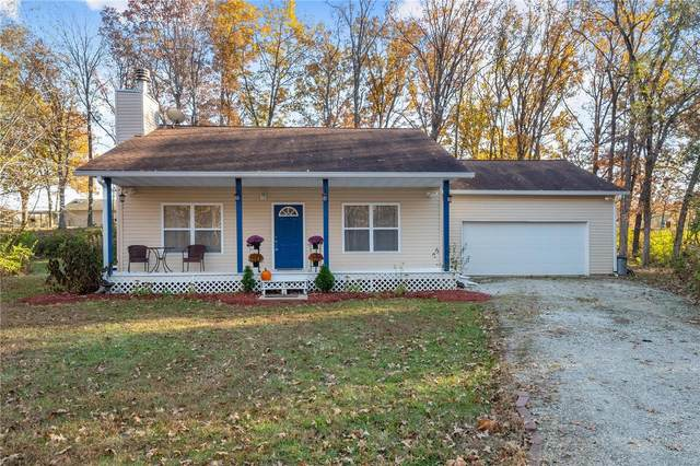 6631 Lee Drive, Waterloo, IL 62298 (#20080931) :: Parson Realty Group