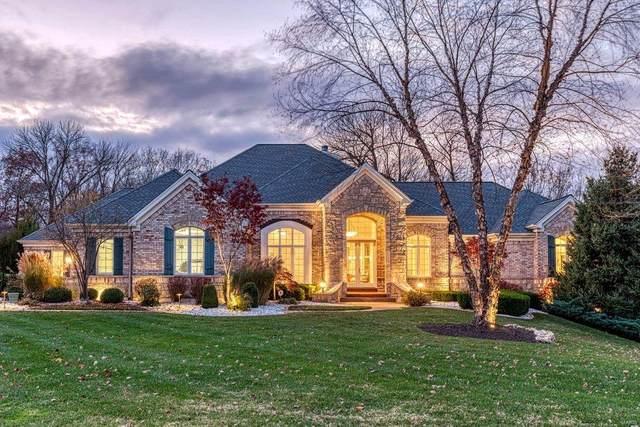681 Grey Oaks Drive, Weldon Spring, MO 63304 (#20080942) :: Parson Realty Group