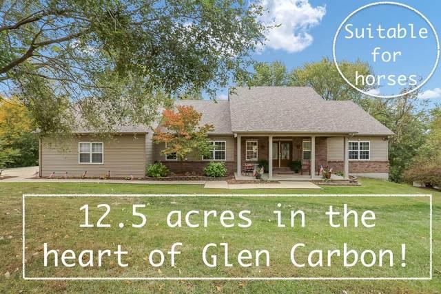 46 S Main Street, Glen Carbon, IL 62034 (#20080945) :: Fusion Realty, LLC