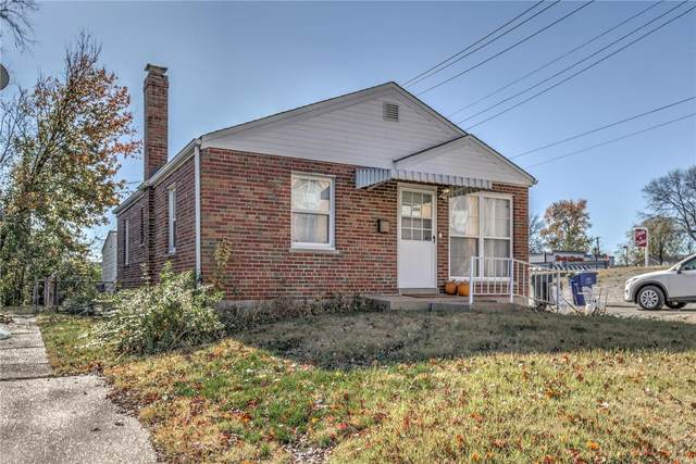 5944 Wise Avenue, St Louis, MO 63110 (#20080954) :: Clarity Street Realty