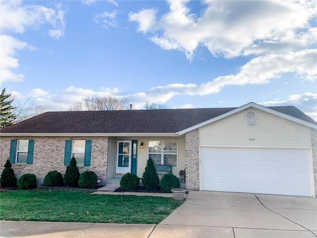 2024 Buck Drive, Arnold, MO 63010 (#20080976) :: Tarrant & Harman Real Estate and Auction Co.