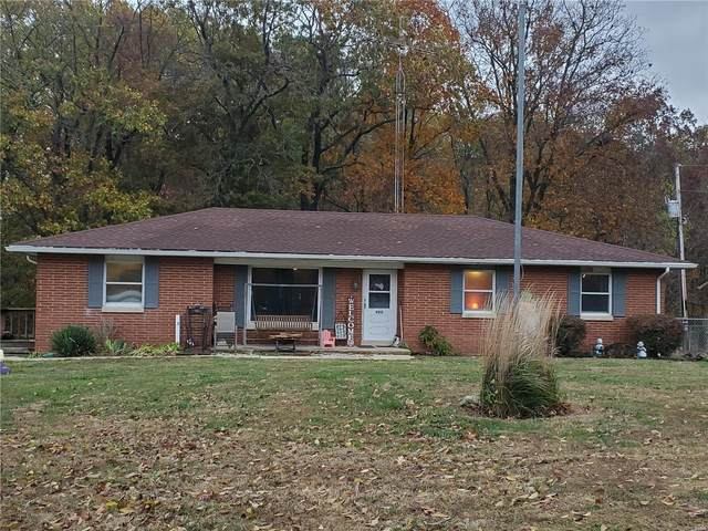 9212 1000th Road, EFFINGHAM, IL 62401 (#20081006) :: Parson Realty Group