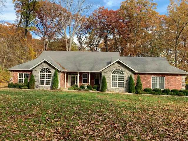 5020 Floraville Road, Millstadt, IL 62260 (#20081016) :: RE/MAX Professional Realty