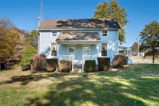 901 N Staude Street, OKAWVILLE, IL 62271 (#20081050) :: Matt Smith Real Estate Group