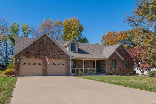 465 Spruce, Ste Genevieve, MO 63670 (#20081084) :: Parson Realty Group