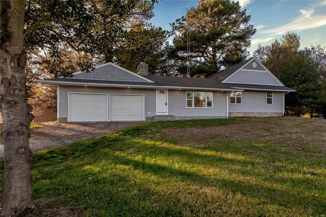3000 N Park Avenue, HERRIN, IL 62948 (#20081172) :: The Becky O'Neill Power Home Selling Team