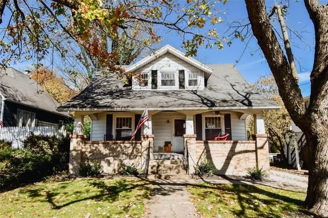 973 E St. Louis Street, NASHVILLE, IL 62263 (#20081222) :: Parson Realty Group