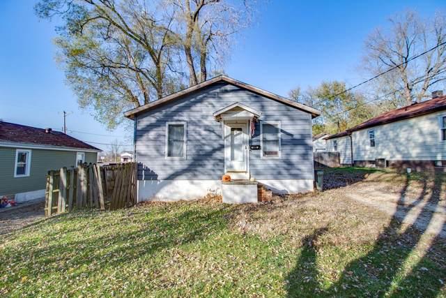 1433 3rd Street, Cottage Hills, IL 62018 (#20081226) :: Krista Hartmann Home Team
