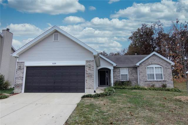 839 Silver Lake View Drive, Pacific, MO 63069 (#20081379) :: The Becky O'Neill Power Home Selling Team