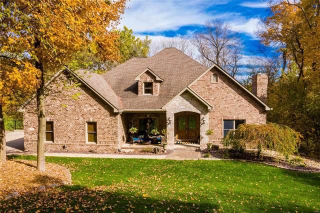 1015 Berry Lane, Edwardsville, IL 62025 (#20081412) :: Parson Realty Group