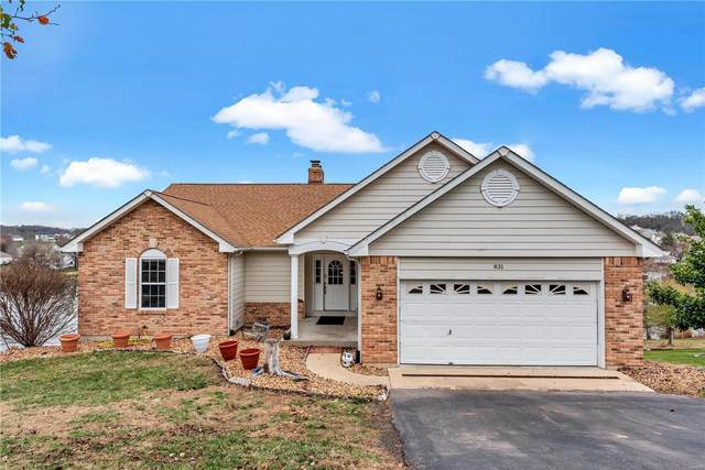 831 Bridgewater Crossing, Villa Ridge, MO 63089 (#20081477) :: The Becky O'Neill Power Home Selling Team