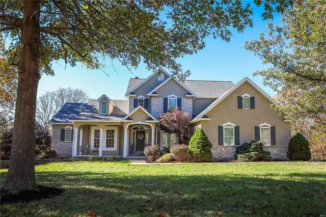 10523 Glen Oaks Drive, Festus, MO 63028 (#20081530) :: Parson Realty Group
