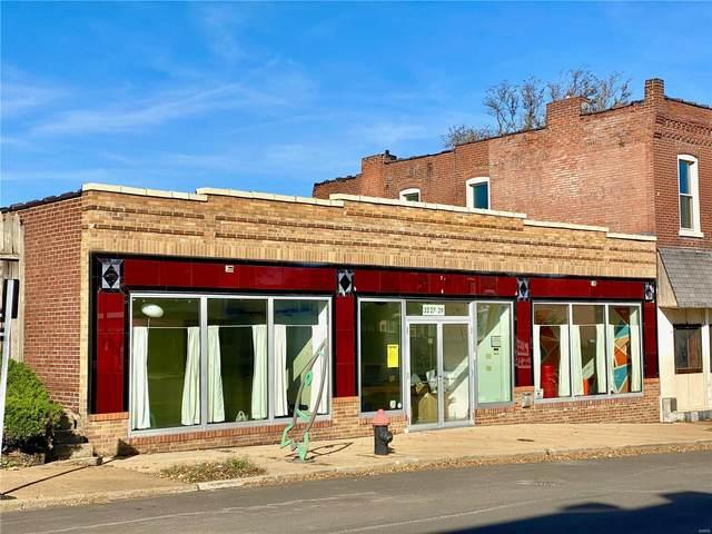 3227 Morganford, St Louis, MO 63116 (MLS #20081600) :: Century 21 Prestige