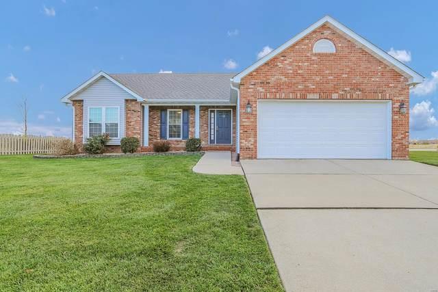 14 Oakshire Drive, Glen Carbon, IL 62034 (#20081613) :: Parson Realty Group