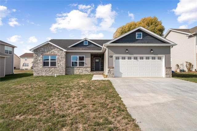 861 Allenbrook Avenue, O'Fallon, IL 62269 (#20081648) :: The Becky O'Neill Power Home Selling Team