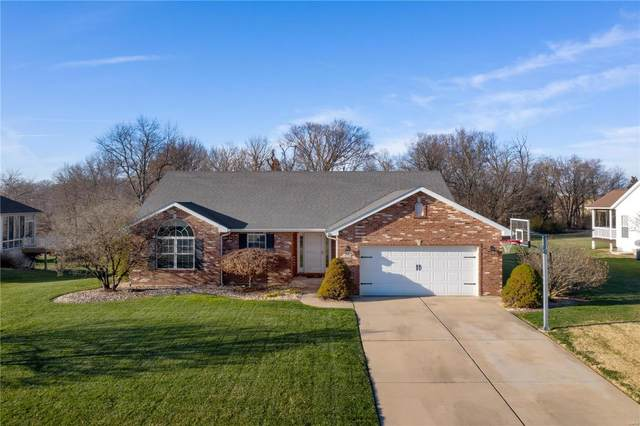 859 Sunnyhill Lane, Columbia, IL 62236 (#20081794) :: Parson Realty Group