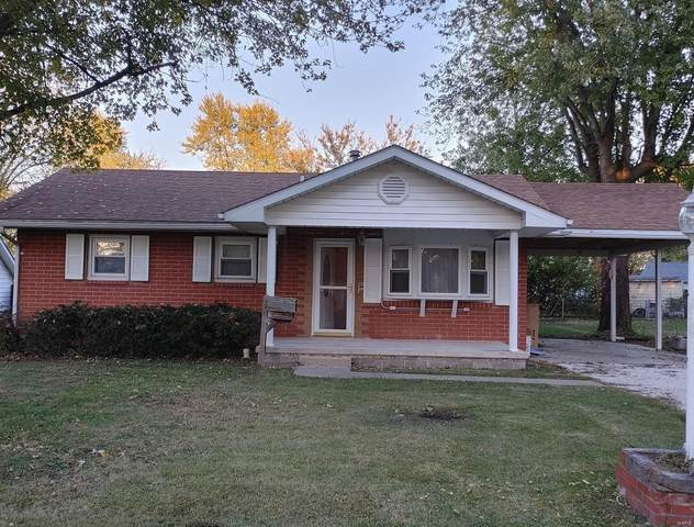 103 Circle Dr., Jerseyville, IL 62052 (#20081829) :: The Becky O'Neill Power Home Selling Team