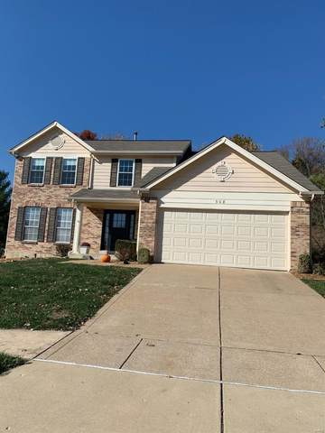 308 Summit Heights Court, Fenton, MO 63026 (#20081839) :: Parson Realty Group
