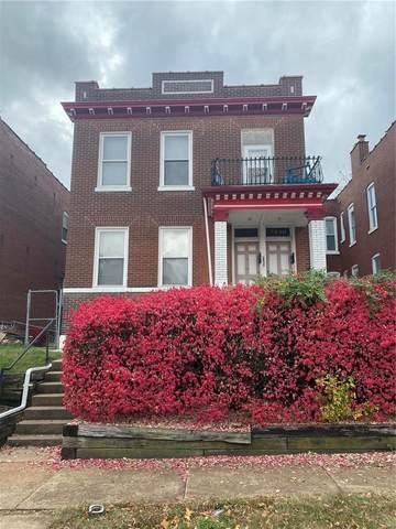 3420 Keokuk Street, St Louis, MO 63118 (MLS #20081841) :: Century 21 Prestige