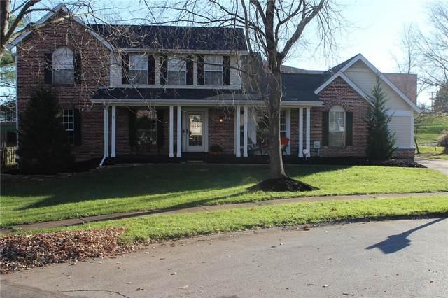 348 Fox Den Drive, Ballwin, MO 63021 (#20081907) :: Parson Realty Group