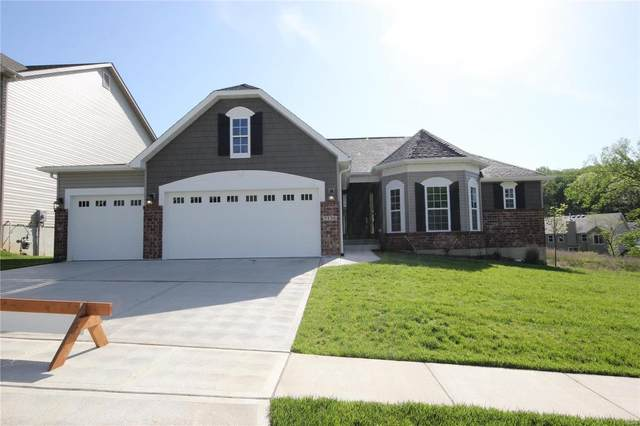 321 Kevin Jon Court, Eureka, MO 63025 (#20081949) :: Matt Smith Real Estate Group