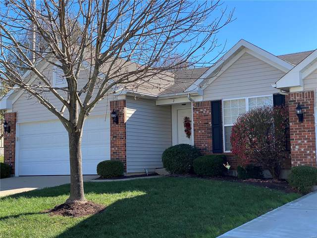 2 Hunting Manor, Saint Charles, MO 63303 (#20081957) :: Parson Realty Group
