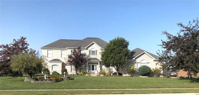 3413 Wood Duck Drive, Swansea, IL 62226 (#20081986) :: Parson Realty Group